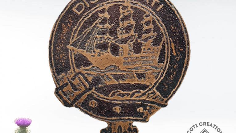 Clan Duncan Badge, Scottish Clan
