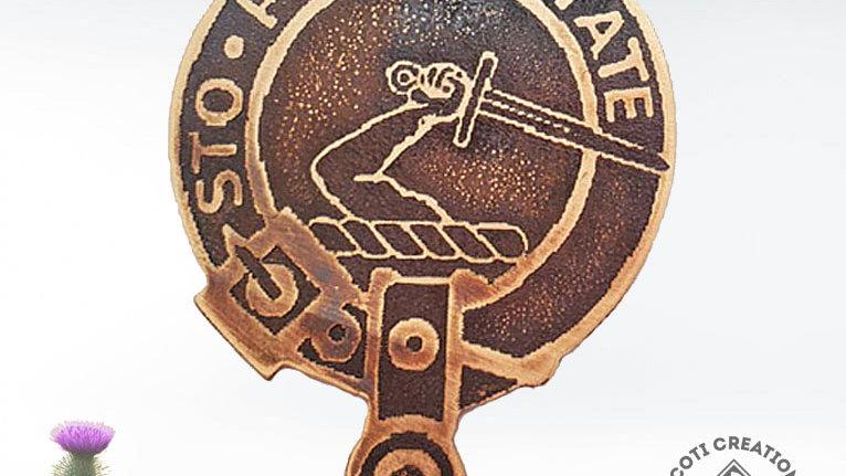 Clan Guthrie Badge