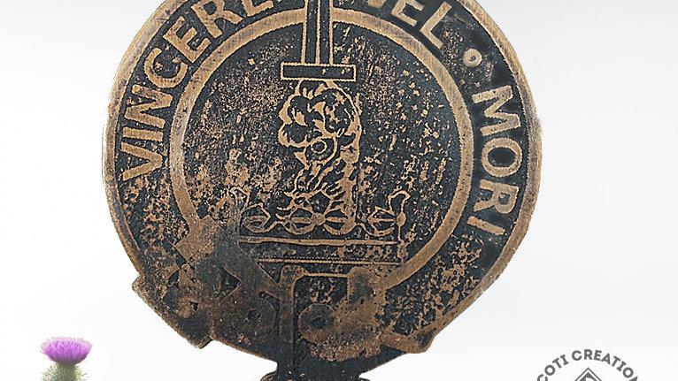 Clan MacDowall Badge