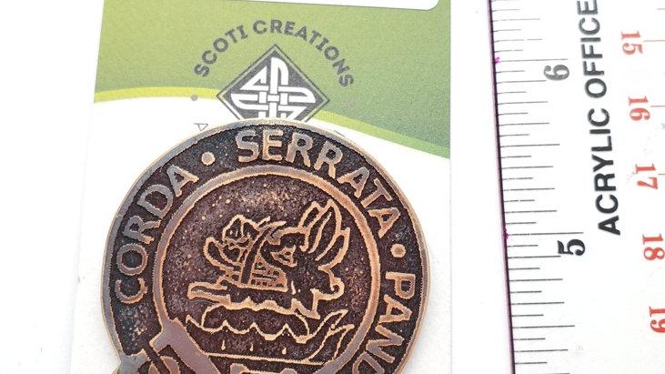 Clan Lockhart Badge