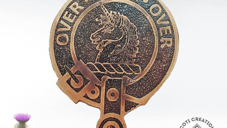 Clan Cunningham Badge
