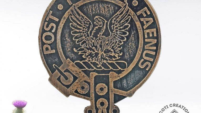 Clan Mow Badge