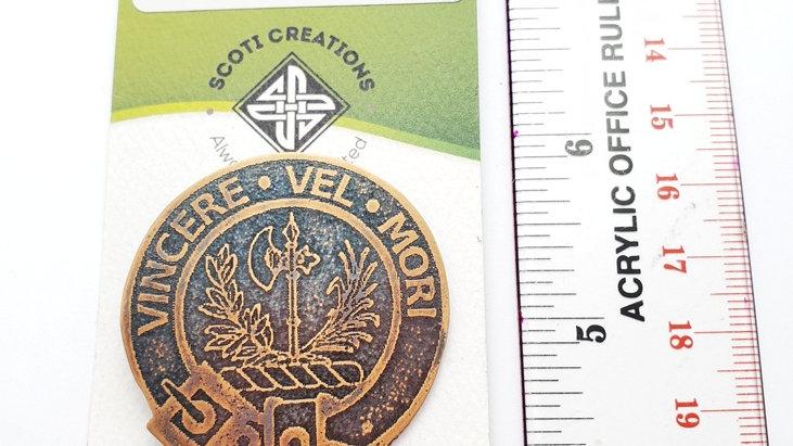 Clan MacLaine Badge
