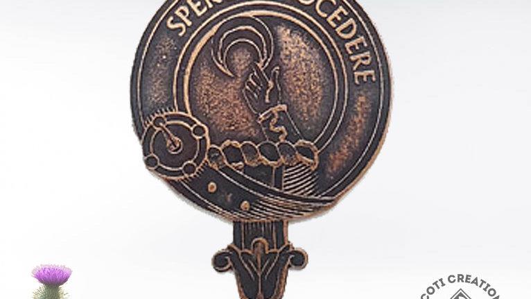 Clan Hopkirk Badge