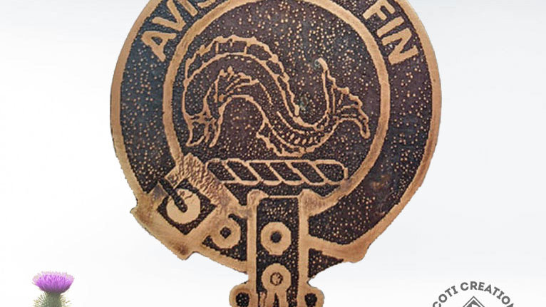 Clan Kennedy Badge