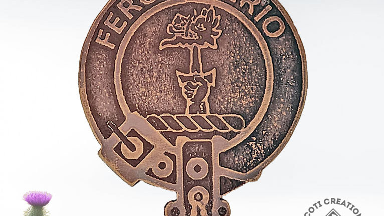 Clan Chisholm Badge