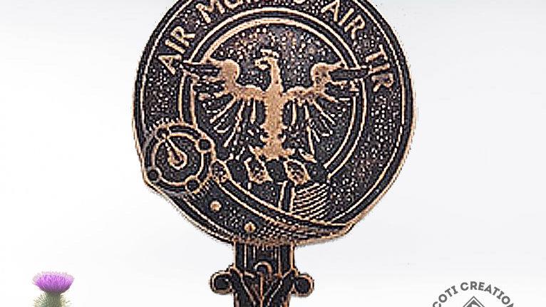 Clan MacDonald of Keppoch Badge