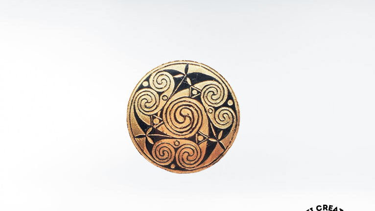 Celtic La Tène Brooch