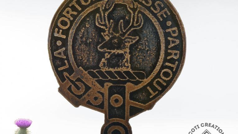 Clan Rollo Badge