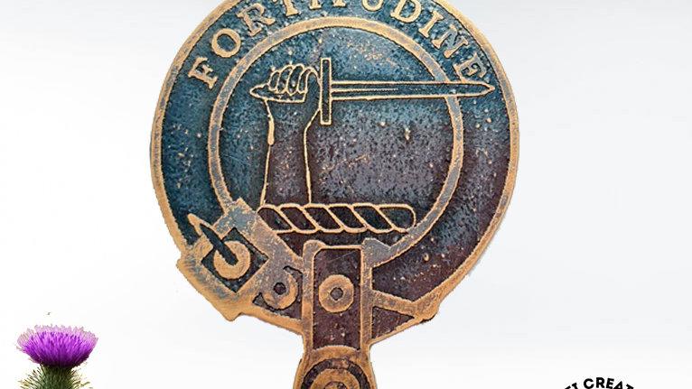 Clan MacRae Badge