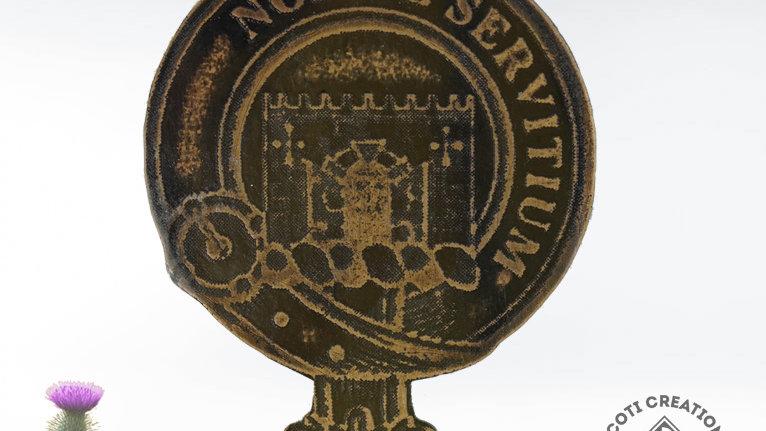 Clan Spalding Badge