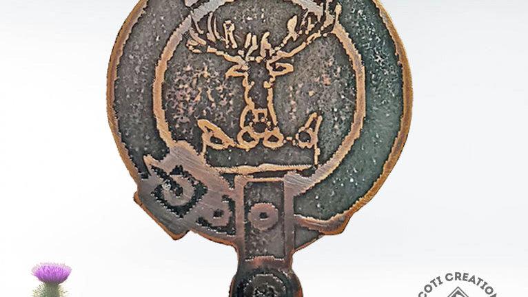 Clan Gordon Badge, House of Gordon, Scottish Clan Gordon
