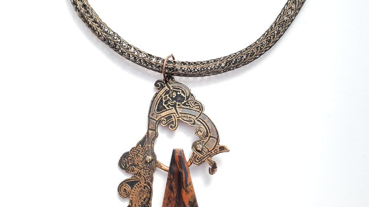 Book of Kells Necklace 515