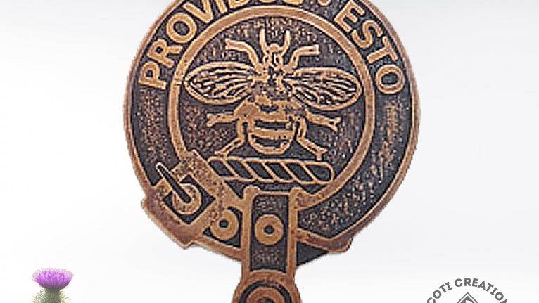 Clan Maxton Badge