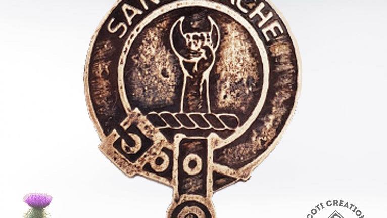 Clan Napier Badge