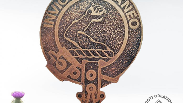 Clan Armstrong Badge