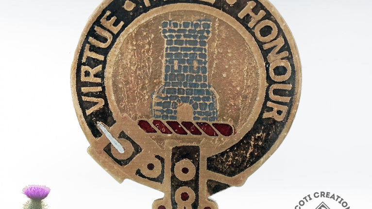 Clan MacLean Badge