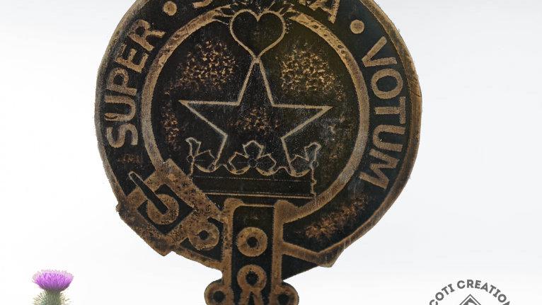 Clan Rattray Badge