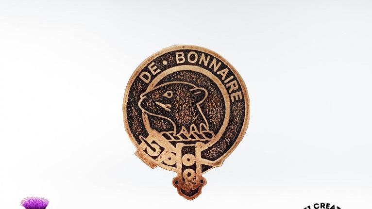 Clan Bethune Badge, Lowland Scottish Clan