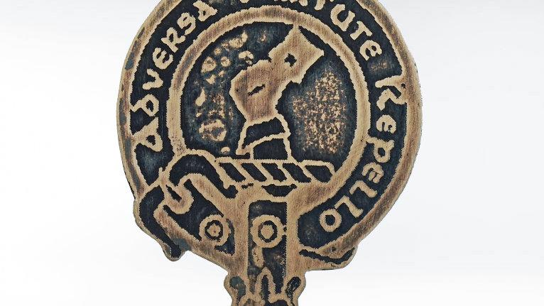 Clan Denniston, Highland Clan, Sept of Stewart