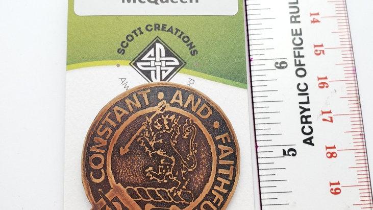 Clan McQueen Badge