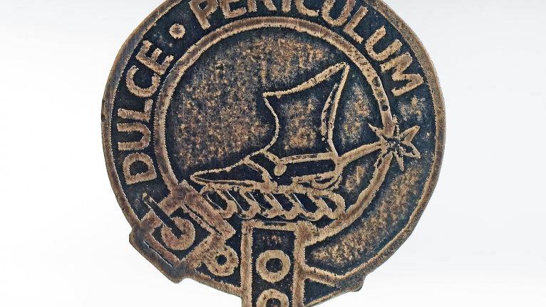 Clan MacAulay Badge