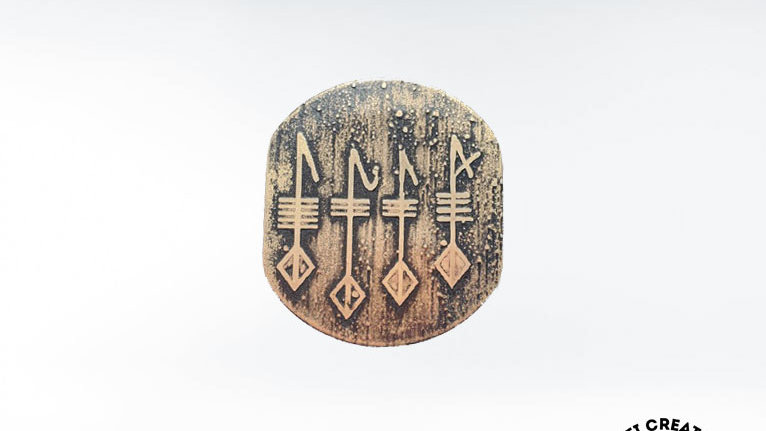 Viking Brooch - Svefnthorn