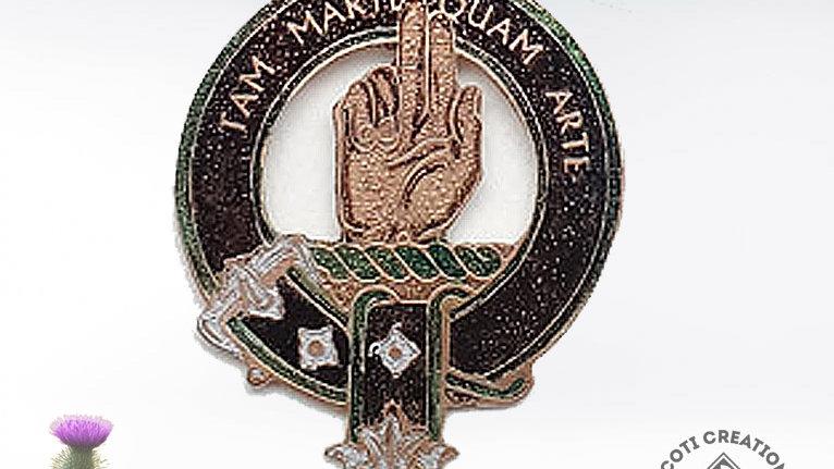 Clan Logie Badge