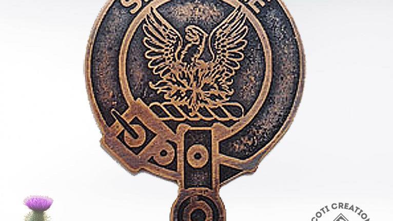 Clan Makgill Badge