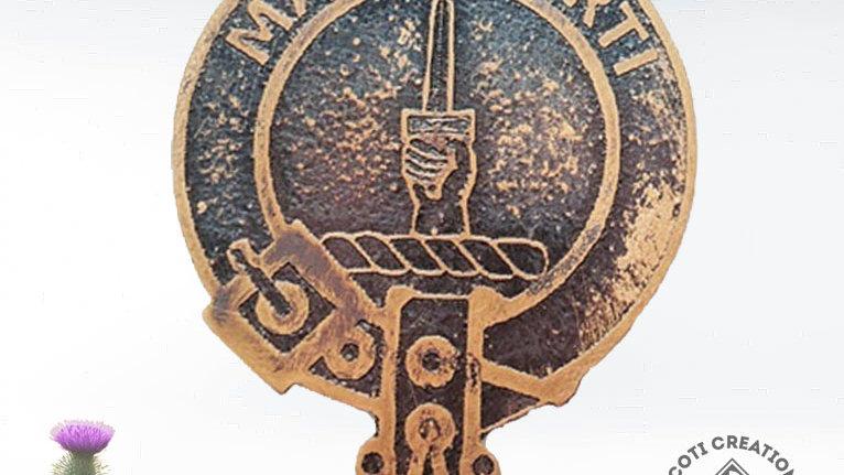 Clan Mackay Badge