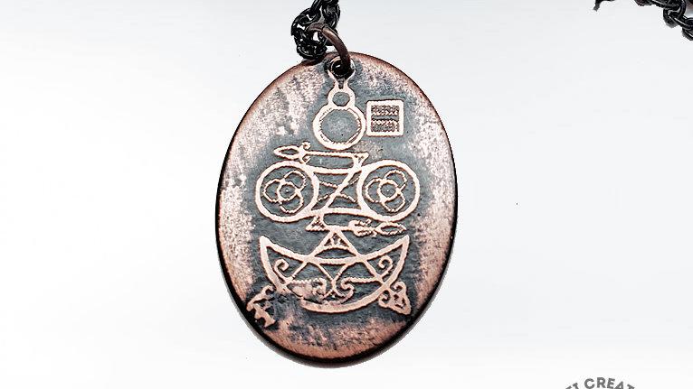 Pict Symbols Necklace