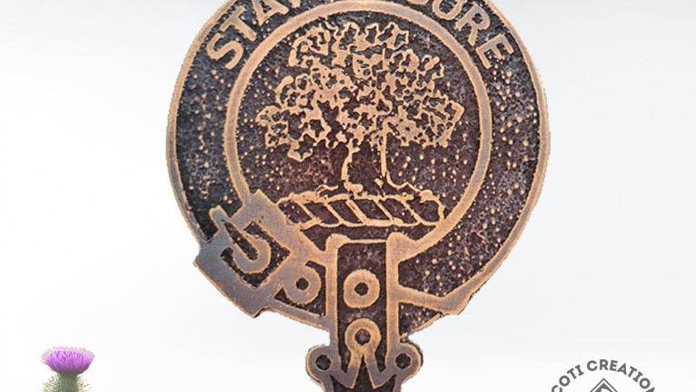 Clan Anderson Badge, Scottish Clan Anderson
