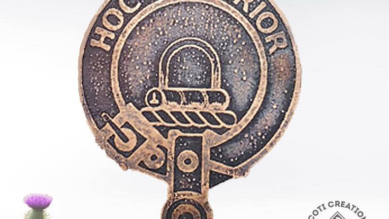 Clan Grierson Badge