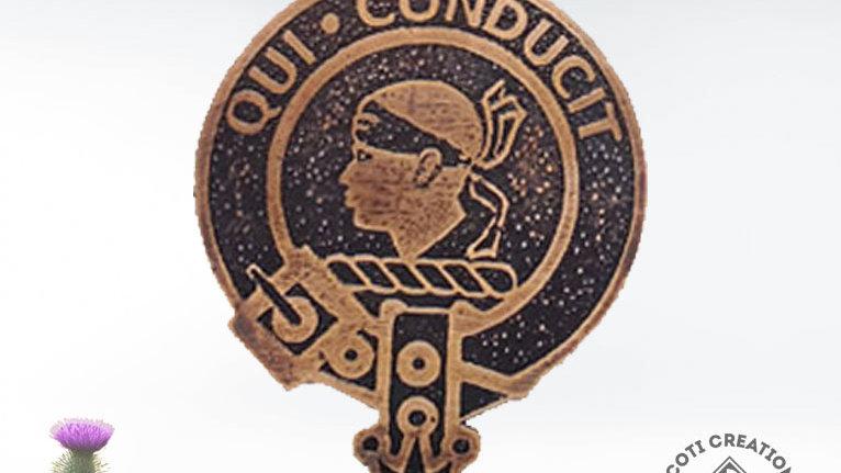 Clan Borthwick Badge, Lowland Scottish Clan