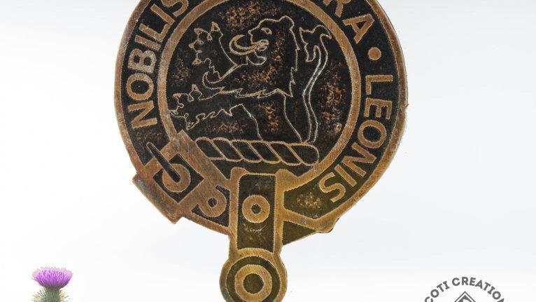Clan Stuart of Bute Badge