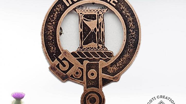 Clan Houston Badge