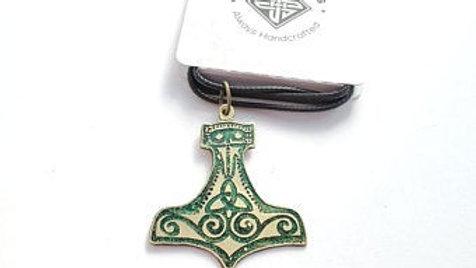 Mjolnir, Thor's Hammer Necklace