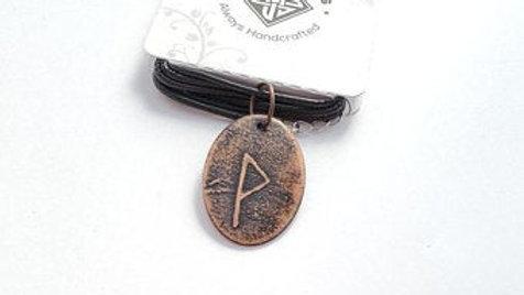 Viking Rune Necklace - Joy
