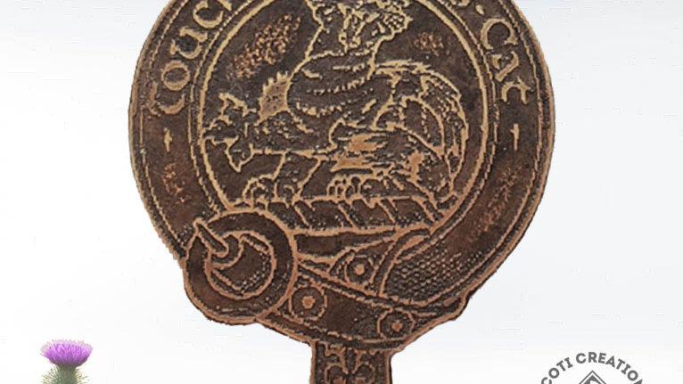 Clan MacGillivray Badge