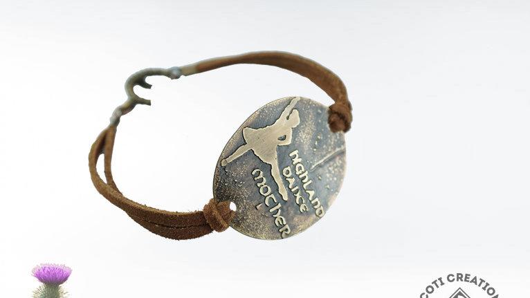 Highland Dance Mother Bracelet
