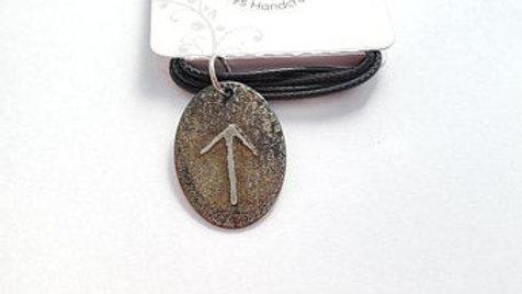 Viking Rune Necklace  - Warrior
