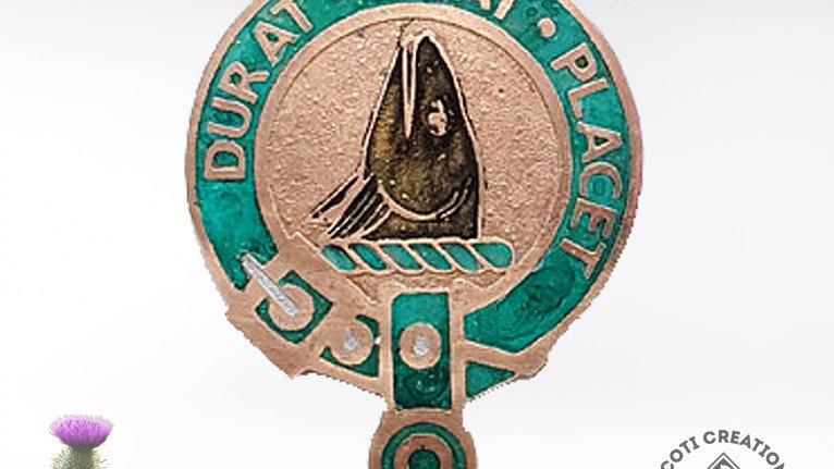 Clan Ged Badge