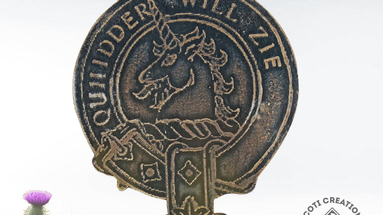 Clan Stewart of Appin Badge