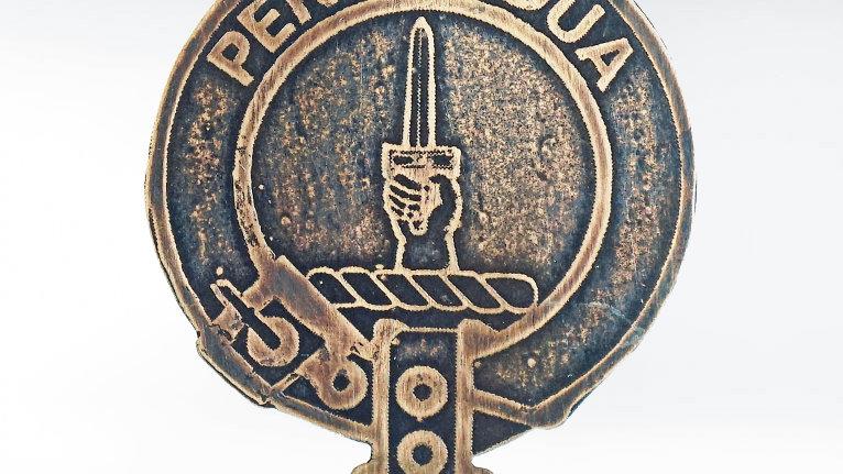 Clan MacIntyre Badge