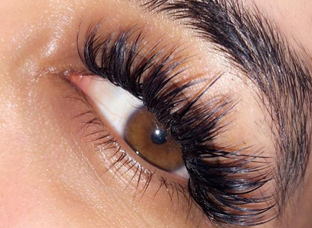 Gorgeous Russian Lashes at FACE aesthetics & beauty