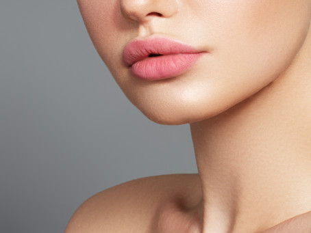 Lip enhancement at FACE aesthetics & beauty