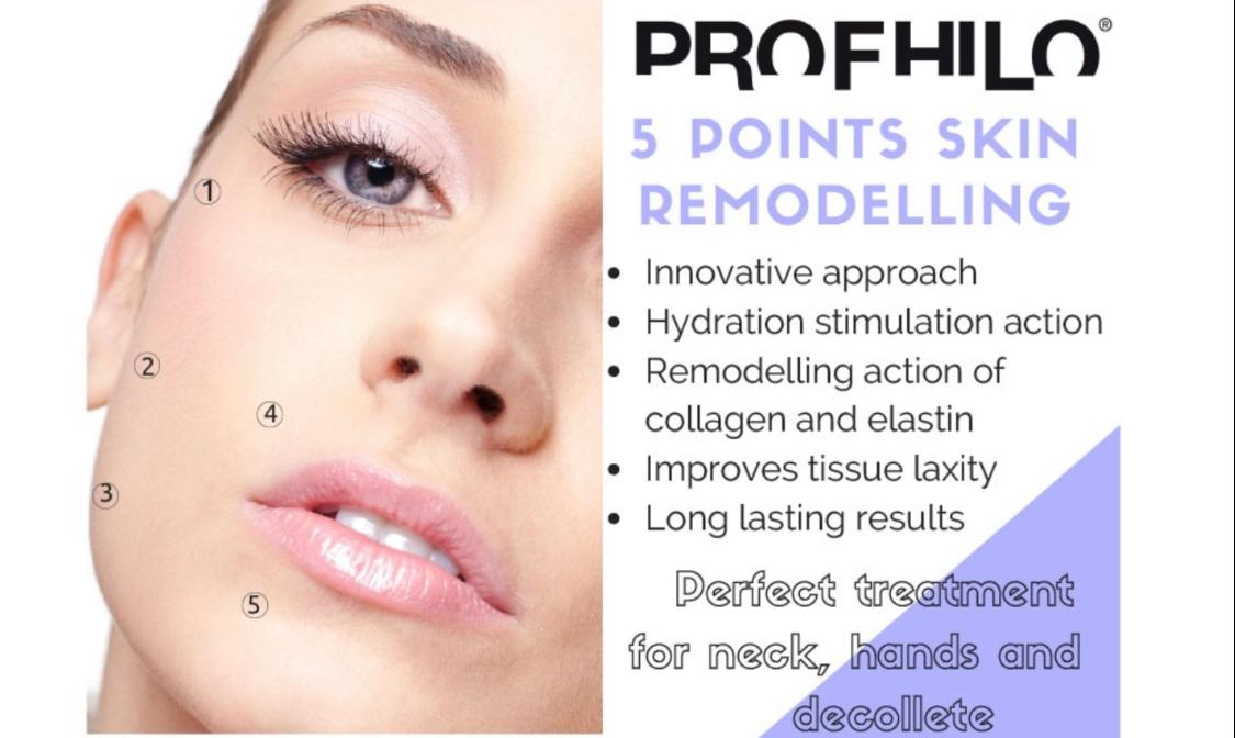 PROFHILO   Face Aesthetics and Beauty Meltham Holmfirth