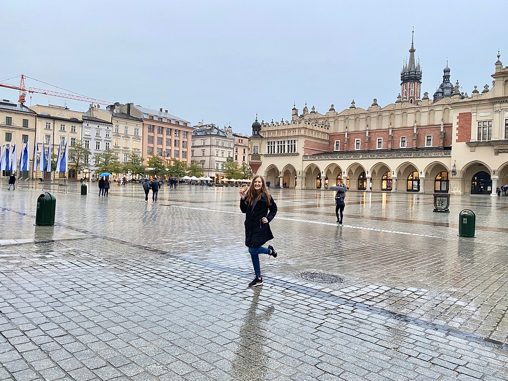 Weekend in Poland