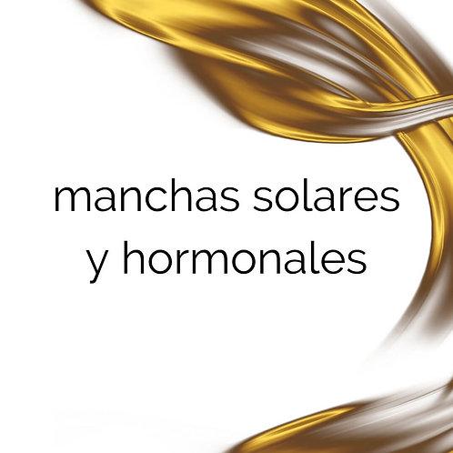 manchas solares y hormonales 60 minutos
