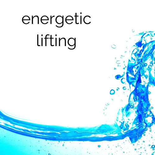 facial energetic lifting